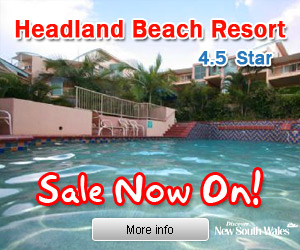 Headland Beach Resort